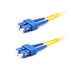 Fiber optic patch cord 9/125 SC-SC 1 meter