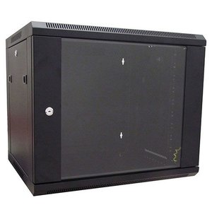Wallcabinet 12U 600mm