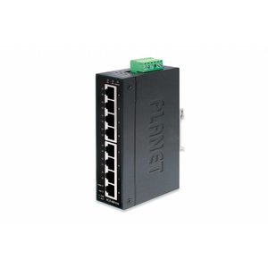 Planet 8-Port Managed Gigabit Switch