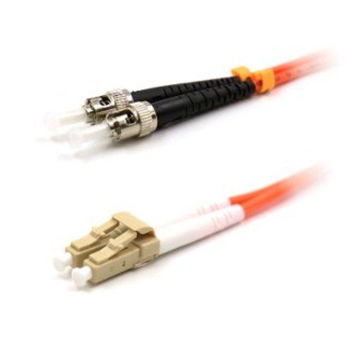 Fiber optic patch cord 50/125 OM2 LC-ST 5 meter