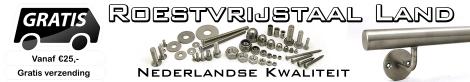 RoestvrijstaalLand standaard en op maat gemaakte RVS producten.