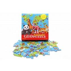 GEO toys GEO-puzzel Dieren