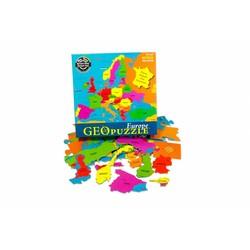 GEO toys GEO-puzzel Europa