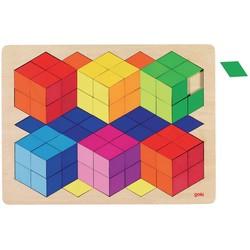 goki 3D Puzzel OPTIK
