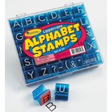 Learning resources Alfabet stempel