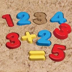 Learning resources cijfers zandvorm