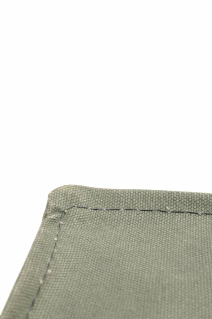 Blond Indians Pallet Cushion Army Green Heavy Duty
