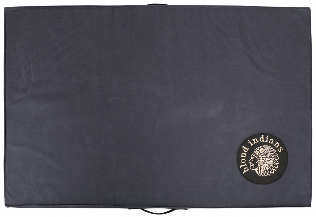 Blond Indians Pallet Cushion Airforce Blue Medium Duty
