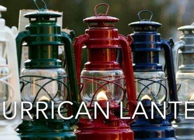 Hurricane Lanterns