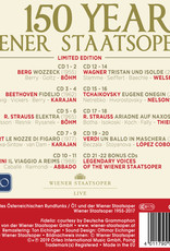 CD-Box 150 YEARS WIENER STAATSOPER - The Anniversary Edition
