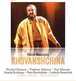 Blu-ray KHOVANSHCHINA (CHOWANSCHTSCHINA)