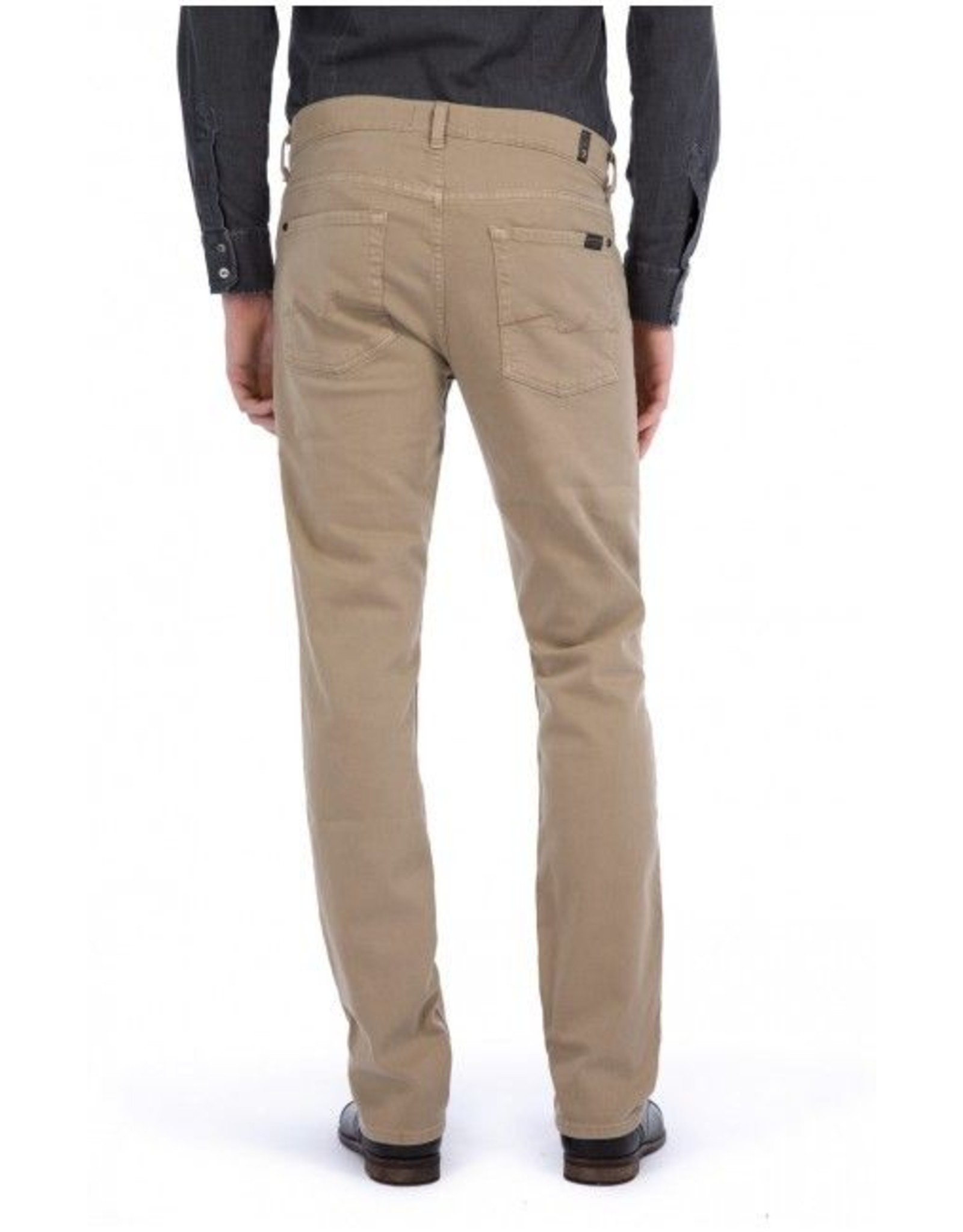 7 For All Mankind Slimmy Lux  Jean S17 Black