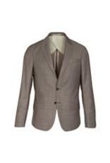 Schmidt Brown jacket