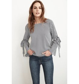 Velvet Adia Stripe Top