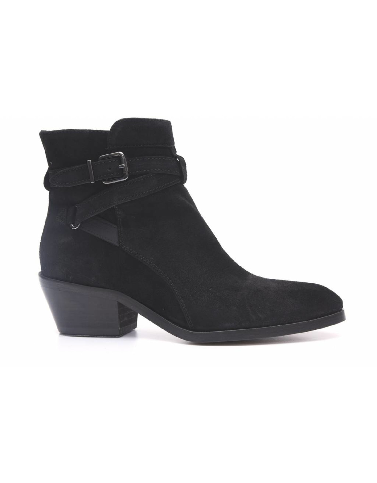 Alpe Low Buckle Strap Boot