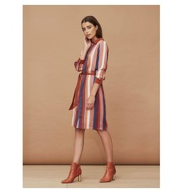 Minus Izzy Stripe Dress