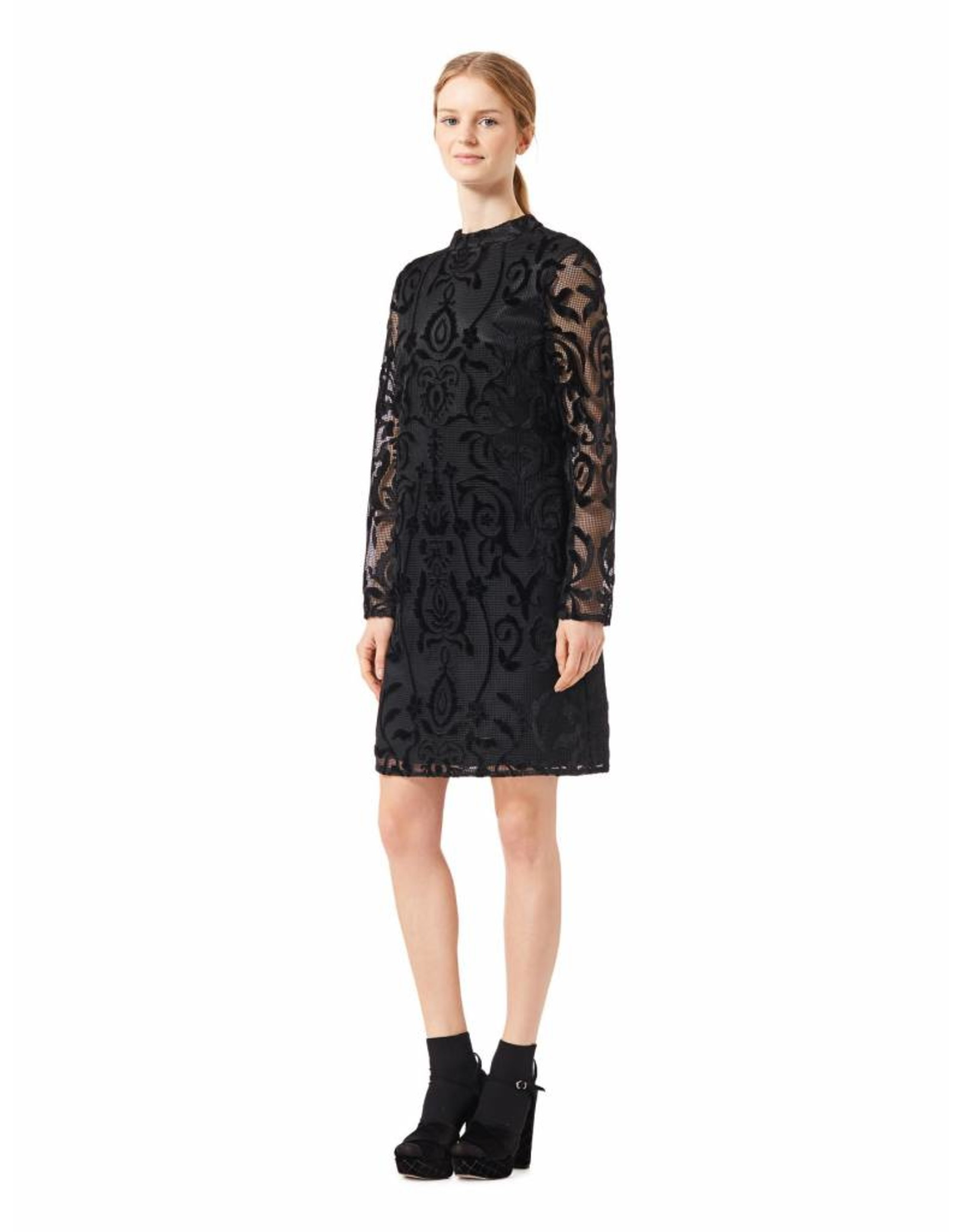 i Blues Leccio Lace Dress