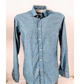 Osvaldo Trucchi Smart Flannel Shirt