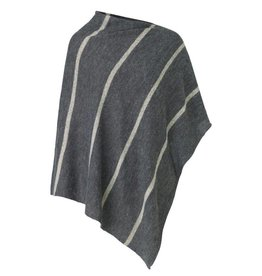 Unmade Stripe Poncho