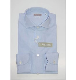 Pavilion Mens Blue Stripe Shirt