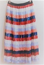 Essentiel Palms Lace Skirt