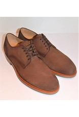 Magnanni Suede Lace Up Shoe
