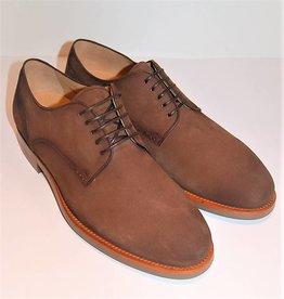 Magnanni Suede Lace Up Shoe
