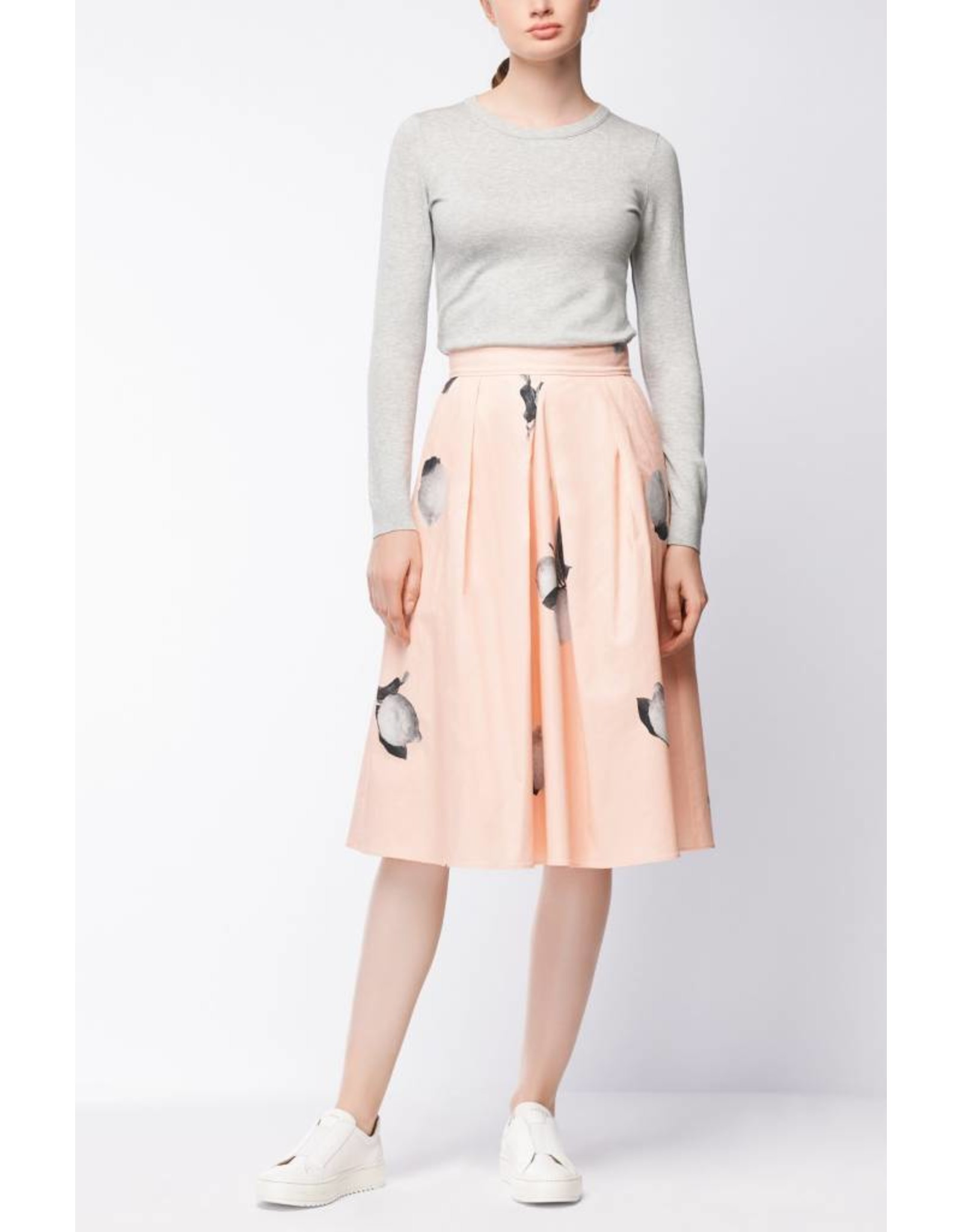 Boss Orange Bapinny Print Skirt