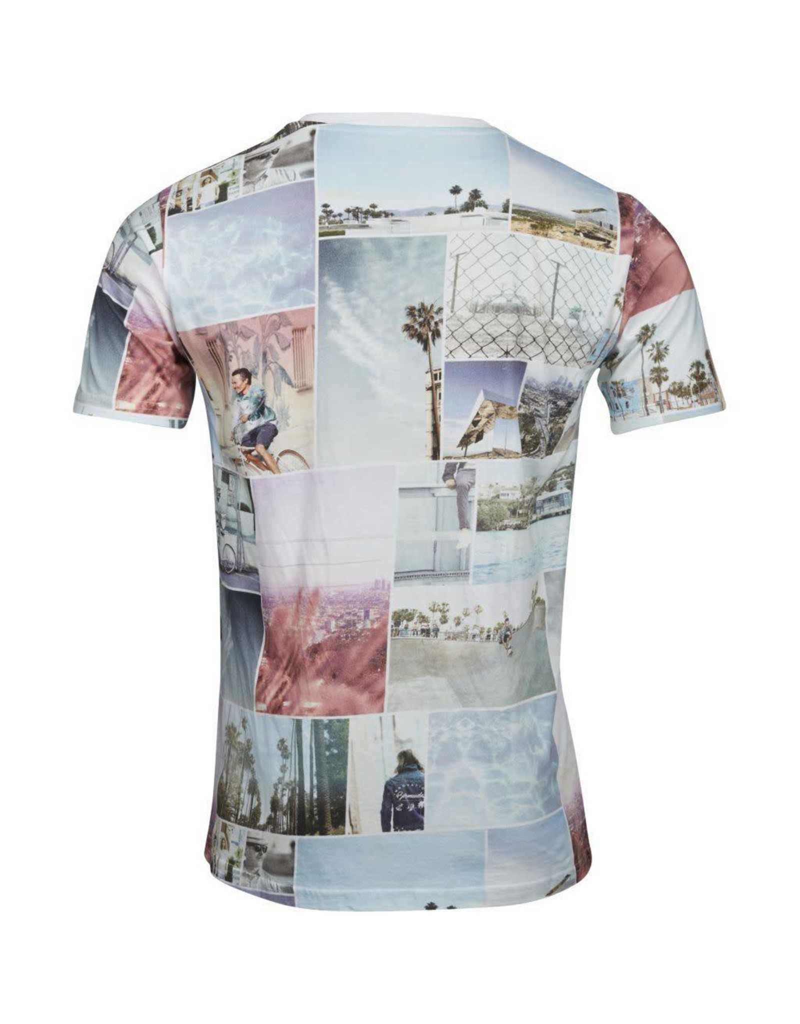 Knowledge Cotton Printed T Shirt