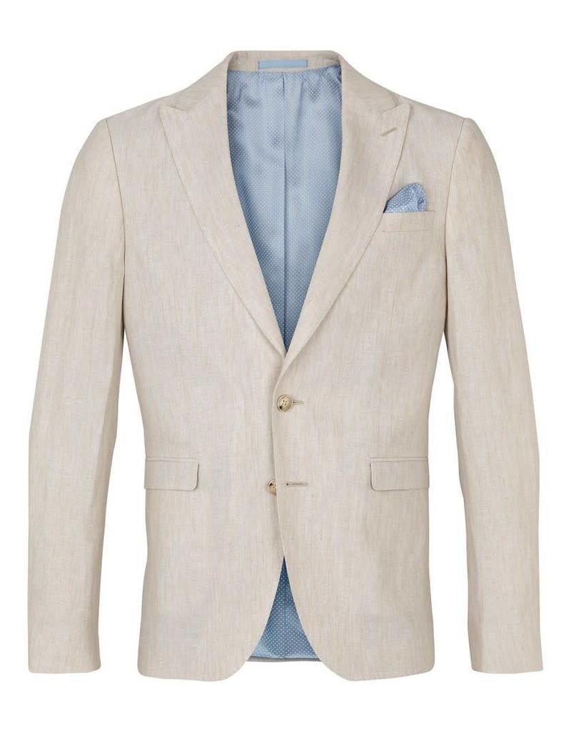 Sand Linen Jacket