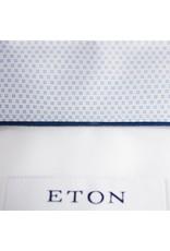 Eton Plain Slim Fit Shirt Dot Trim
