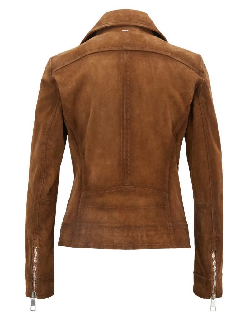Boss Orange Jorgya Suede Jacket