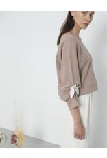 Sita Murt Tie Sleeve Sweat