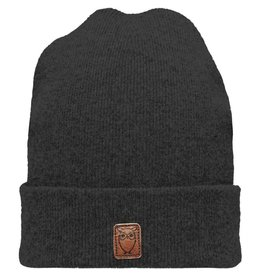 Knowledge Cotton Wool Beanie Grey