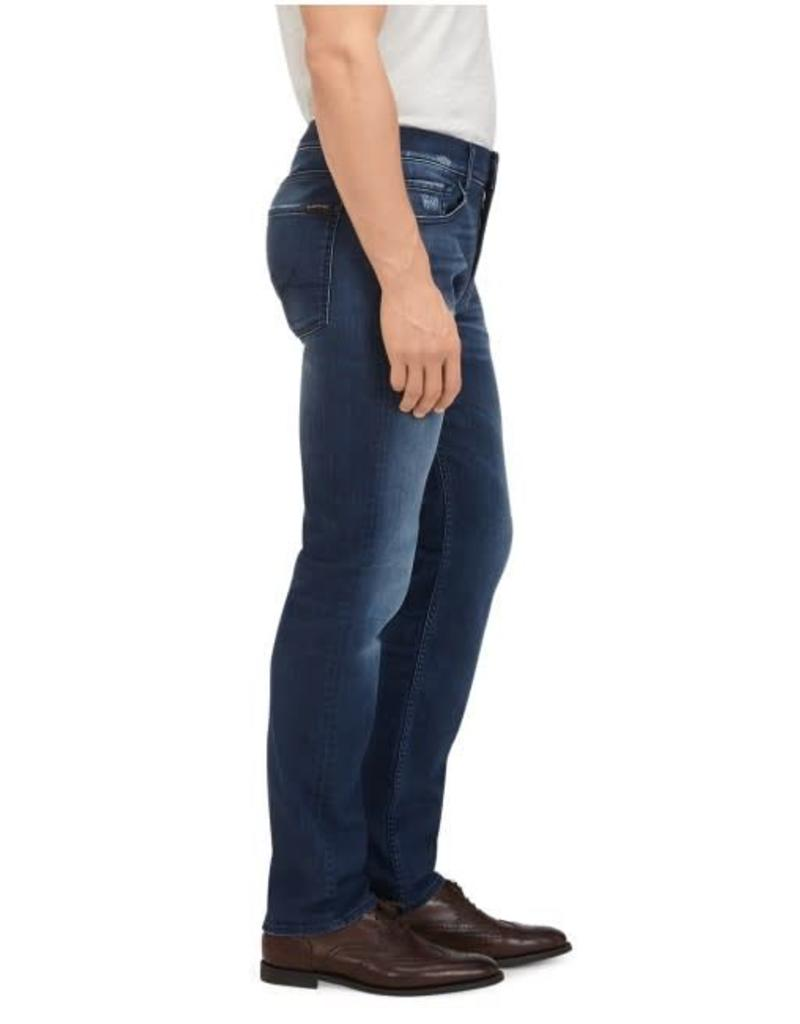 7 For All Mankind Slimmy Luxe Performance Jean Mid Blue
