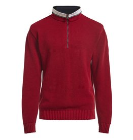 Holebrook Classic Windproof Jumper Red