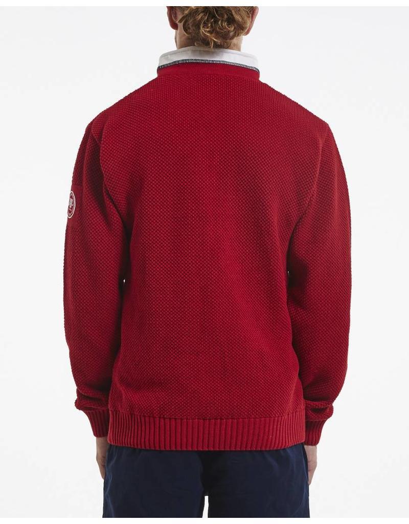Holebrook Classic Windproof Jumper Red