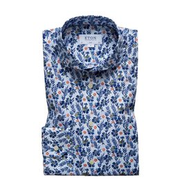 Eton Floral Print Shirt