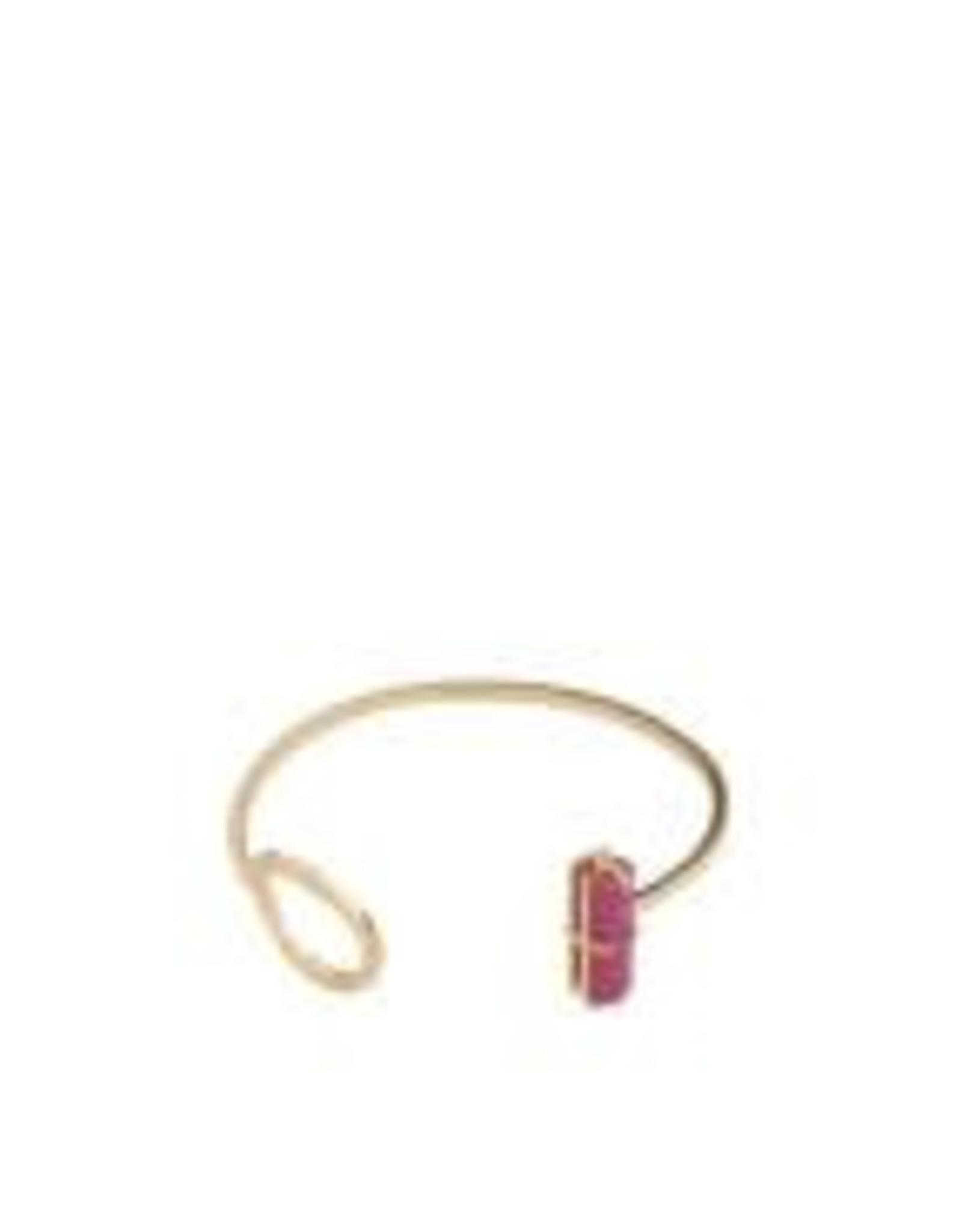 Essentiel Raman Bracelet Pink