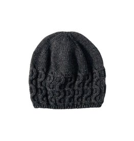Unmade Cable Hat Grey