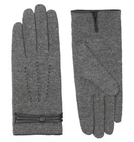 Unmade Esmee Bow Glove Grey