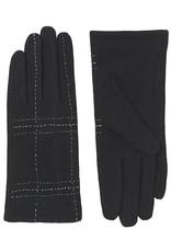 Unmade Liliane Check Glove Black