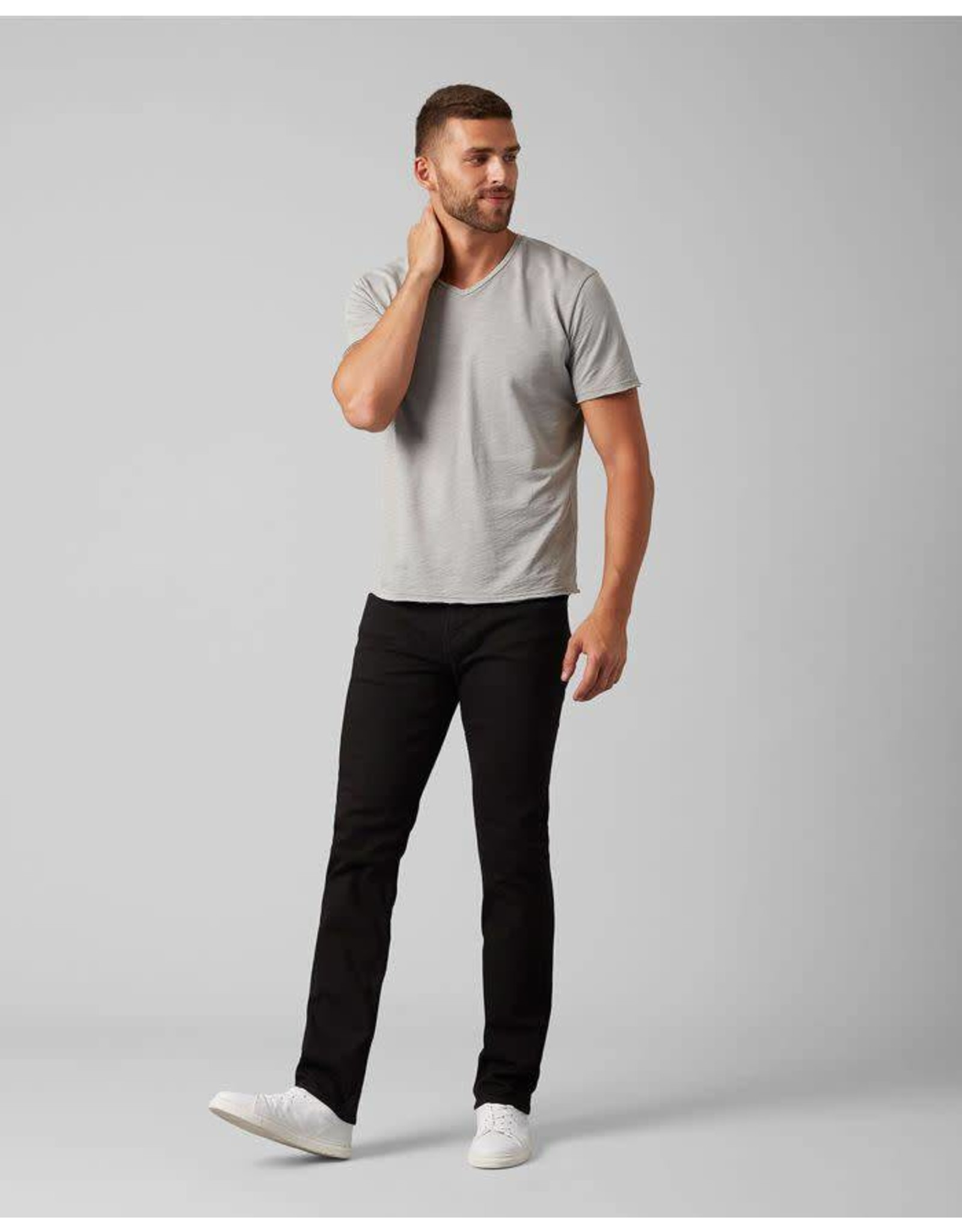 7 For All Mankind Slimmy Lux Black