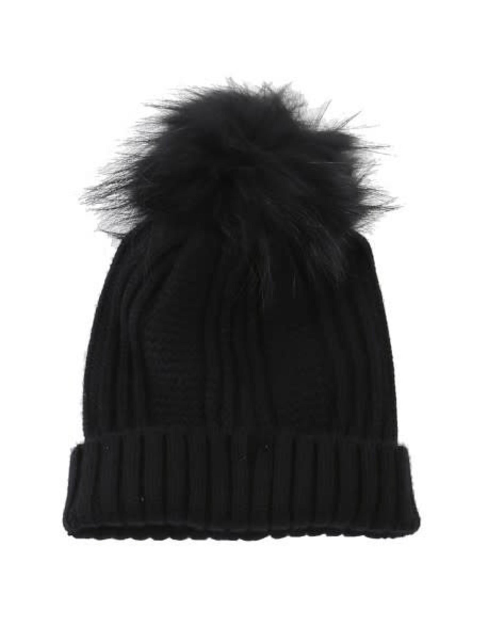 Oakwood Cool Bobble Hat Black