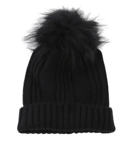 Oakwood Cool Bobble Hat Black