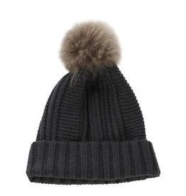 Oakwood Cool Bobble Hat Khaki
