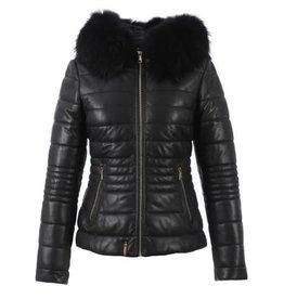 Oakwood Jelly Leather Coat