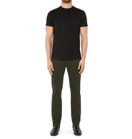 7 For All Mankind Slimmy Lux Green