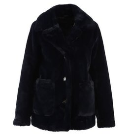 Oakwood Dring Faux Fur Coat