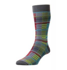 Pantherella Pusey Sock Grey